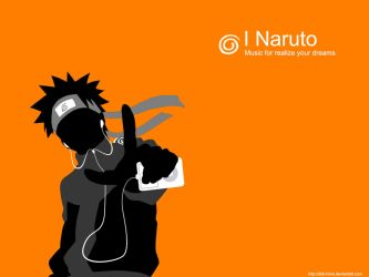 Naruto IPod Style by Didi-hime