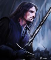 Aragorn by Dhesia