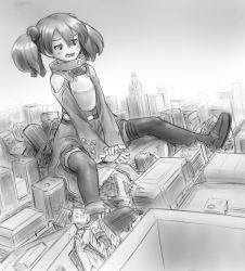 Silica smashed some stuff by AlloyRabbit
