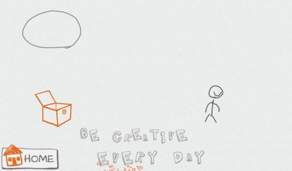Be creative evrey day  by harryleung200411
