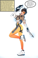 Going all Tracer part 1 by TGman19