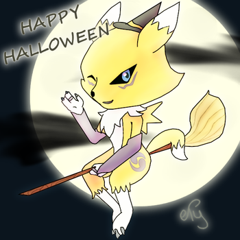 Happy Halloween! by TheYUO