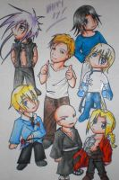 Vic Mignogna tribute by Snappedragon