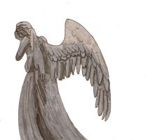 Weeping Angel by JellyRaven