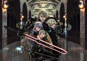 Fire Emblem if by carlmary