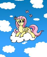 Head in the Clouds by DragonBlood6400