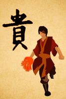 Zuko - Honor by DaveBaldwin3D