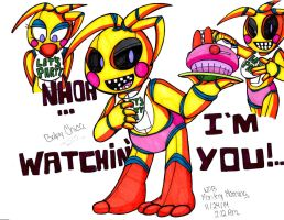 Baby Chica by Nhoa-D-Brown