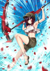 Summer Time Ruby Rose - Casual by ADSouto