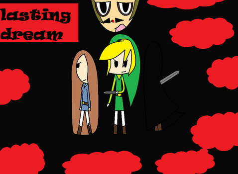 lasting dream cover by linkandlinebeck158
