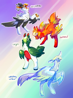 SPECIAL GUEST! - Byubuu Adoptables! - CLOSED by M4WiE