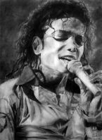 Michael Jackson by arcitenens