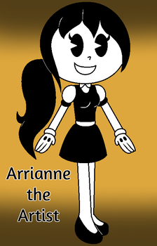 Me as a BATIM Character by arrienne408