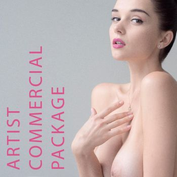 Artist Commercial Package (full-res, no logo) $79 by stefangrosjean