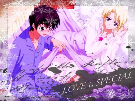 Love is Special: YuuRam by i-love-harvest-moon
