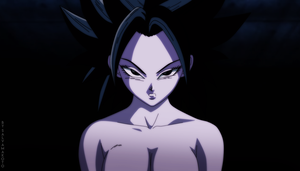 Commission 101 - Caulifla by salvamakoto
