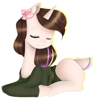 AT.:-Pastel hard- by Clefficia