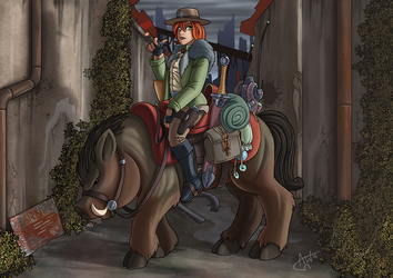 Road Warden by Jackwrench