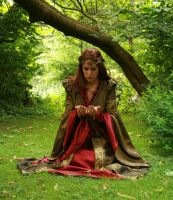 Lady Guinevere 07 by MarjoleinART-Stock