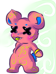 LITTLE TOXIC BEAR 1$ PAYPAL OPEN! by Rosanacabellomaria