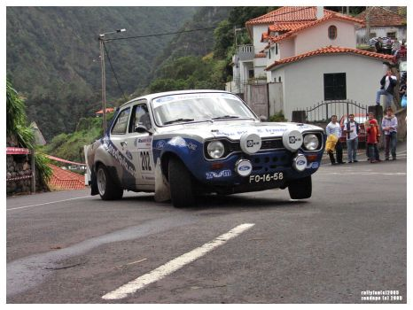 sideways Rally Faial Bingo 3 by rallyfan