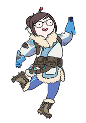 Mei - Adventure Time by ChellinC