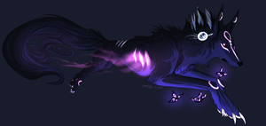Jumping into the night COM by Darkside-Cookie