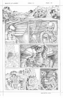 Convoy of Corpses Pg 20 by vanchoran