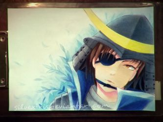 Masamune Date by Silvextris