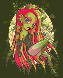 Monster High- Venus Poison by ShiChel