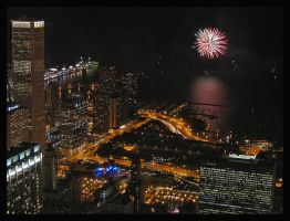 Sears Tower View by Grouper
