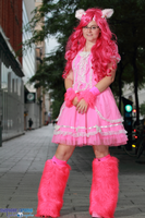 Pinkie Pie My Little Pony Lolita by KyuProduction