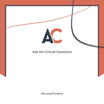 Ask the Critical Questions by andreascy