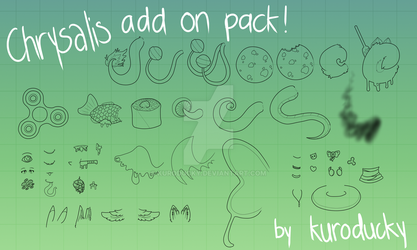Chrysalis Add On Pack by kuroducky