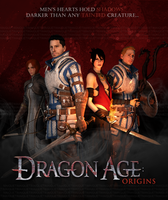 Dragon Age: Origins by Maiqueti