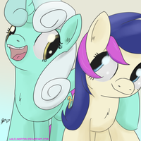 Nopony'll Even Recognize Us by HalflingPony