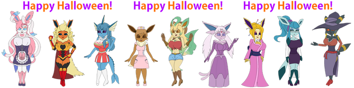 Happy Halloween from the Van Vushion Family by redryan2009