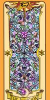Clow Card The Illusion by inuebony