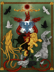 The Game of Thrones by Totalrandomness