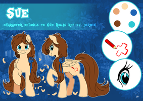 commission ref for Sue by Dormin-Kanna