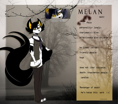 Melancholy-Ref by AniLLem