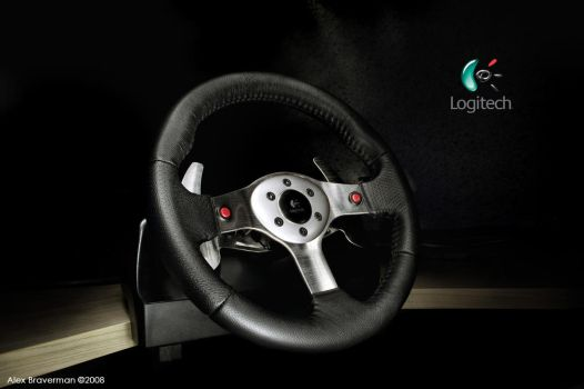 G25 Racing Wheel by braver-art