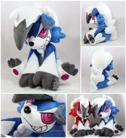 Shiny Midnight Lycanroc (pre-orders open!)