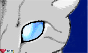 Jayfeather Animal Jam Masterpiece by GeekyDragon5