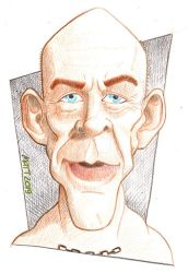 J. K. Simmons by toongsteno