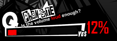 Persona5 Phansite Volume 1.05 by LazyCoffee01