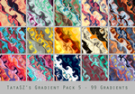 Gradient Pack 5 by tatasz