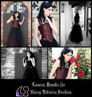 Gothic Princess Lauren by DaisyViktoria