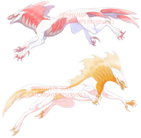 [Auction] Glass Runner Hybrids [CLOSED] by Nhyra