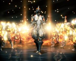 Warframe: Let it Burn by Lizzardtong